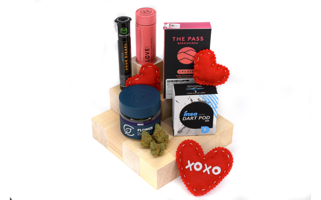 Ready for Love: 5 Products To Spice Up Your Valentine's Day